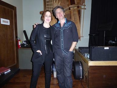 Joe C and Suzanne Vega for web